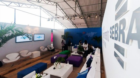 Lounge Sebrae 2013