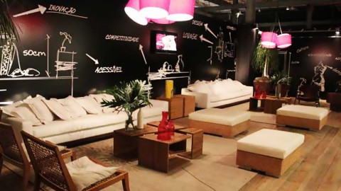 Lounge Firjan • Fashion Rio 2011