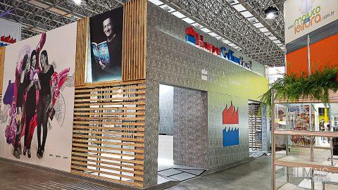 Stand HarperCollins – Bienal do Livro RJ